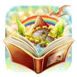 Fantasy clipart storybook