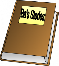 Stories clipart many book