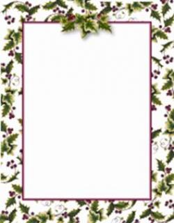 Holley clipart holly and ivy