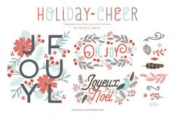 Holydays clipart holiday cheer