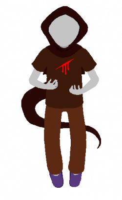 Homestuck clipart heir blood