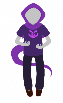 Homestuck clipart heir hope