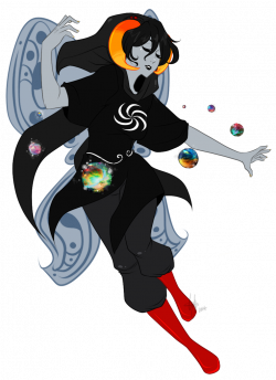 Homestuck clipart heir space