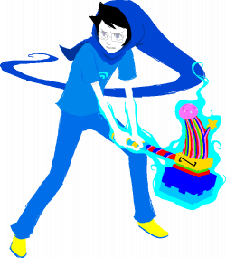 Homestuck clipart john egbert