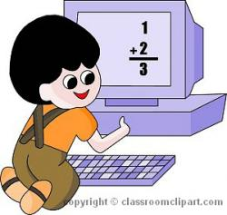 Technology clipart computer study