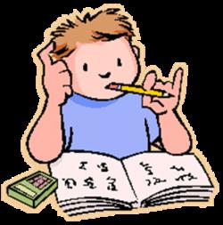 Homework clipart homework paper
