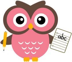 Homework clipart owl