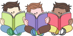 Knowledge clipart reading and writing