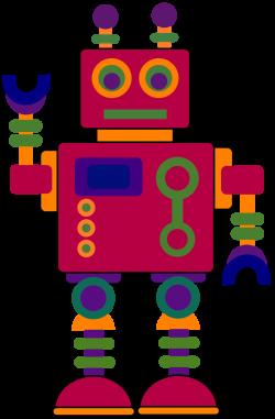 Robot clipart clipart kid