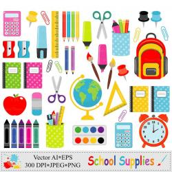Market clipart stationery store