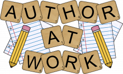 Notebook clipart writer's workshop