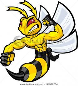 Hornet clipart friendly