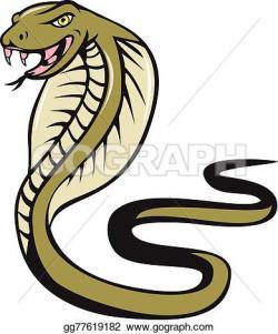 King Cobra clipart viper