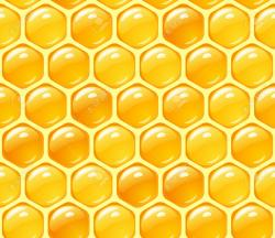Honeycomb clipart background