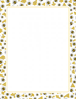 Honeycomb clipart frame