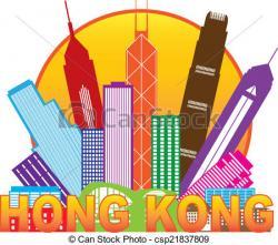 Hong Kong clipart