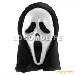 Hood clipart halloween face