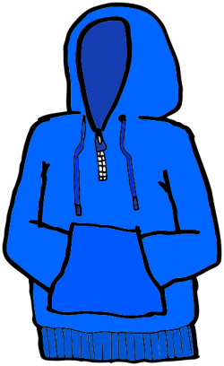 Hood clipart hooded sweatshirt