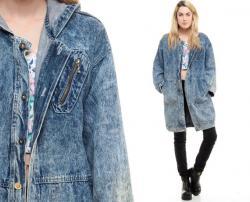 Hood clipart jean jacket