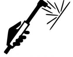 Hood clipart welding torch