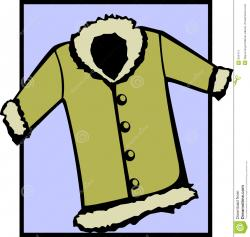 Hood clipart winter coat