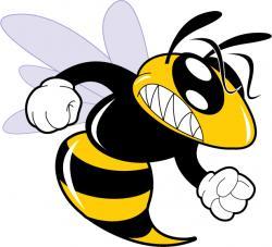Wasp clipart logo
