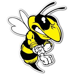 Wasp clipart mean