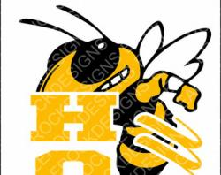Hornet clipart basketball