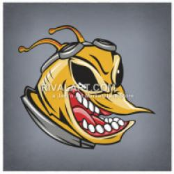Hornet clipart head