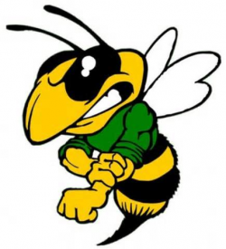 Hornet clipart mad