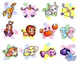 Zodiac Sign clipart cartoon