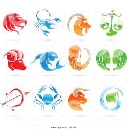 Astrology clipart logo