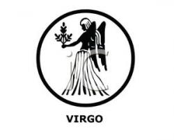 Zodiac Sign clipart virgo