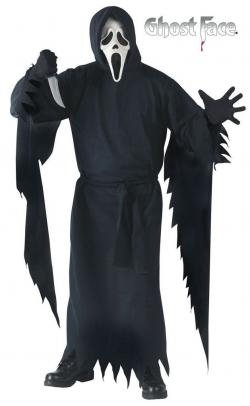 Horror clipart ghost costume
