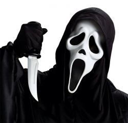 Screaming clipart ghost face
