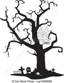 Spooky clipart mortality