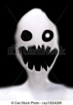 Spooky clipart supernatural