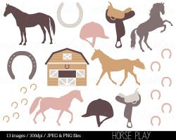 Foal clipart pony ride