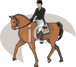 Horsemen clipart english