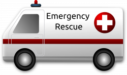 Emergency clipart rescue vehicle