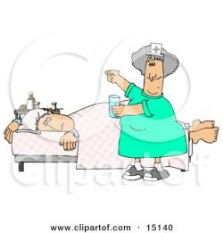 Treatment clipart hospitalization