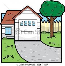 Way clipart driveway
