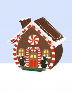 Gingerbread clipart hansel and gretel