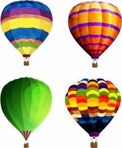 Hot Air Balloon clipart balon udara
