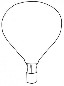 Hot Air Balloon clipart free transportation
