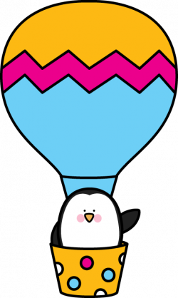 Hot Air Balloon clipart graphic