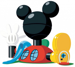 Logo clipart mickey mouse clubhouse