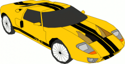 Ford clipart ford gt