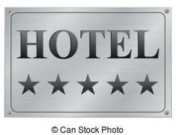 Hotel clipart 5 star