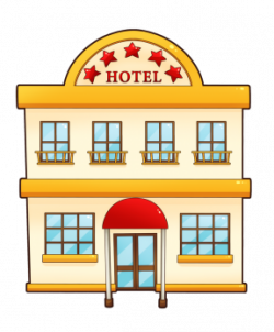 Hotel clipart animated
